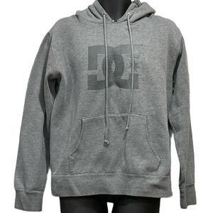 DC Men Sweatshirt Hoodie Pullover Long Sleeve L